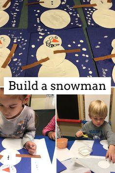 A preschool activity