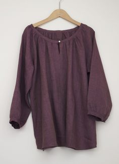 No.107 Raglan sleeves blouse photo