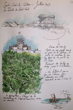 Le blog de yal - Croquis d'humour, aquarelles de voyages...