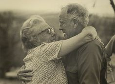 i just love old couples