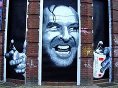badass graffiti 18 Some call if graffiti, I call it mother f*^%in art (25 Photos)