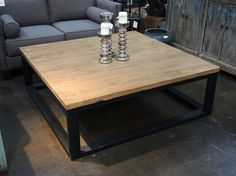 Hey, I found this really awesome Etsy listing at https://www.etsy.com/listing/231130368/reclaimed-wood-and-metal-coffee-table-by