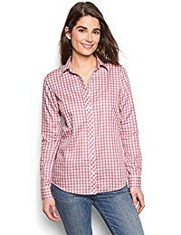 New Orvis Wrinkle-Free Checked Cotton-Twill Shirt/Wrinkle-Resistant Checked Cotton-Twill Shirt online. Find the perfect Three Dots Tops-Tees from top store. Sku GWRB13371OIMF49552