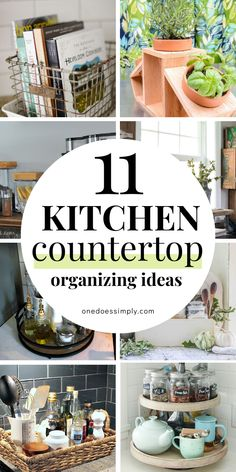Hippie Home Decor Looking for some kitchen organization ideas for the countertops? Check out these kitchen countertops organization ideas that look so good! Find out your favorite hacks and try them at home! These kitchen countertop organization hacks are Organisation Hacks, Organizing Hacks, Organising Tips, Organizing Ideas For Kitchen, Organization Ideas For The Home, Organizational Goals, Trailer Organization, Household Organization, Bedroom Organization