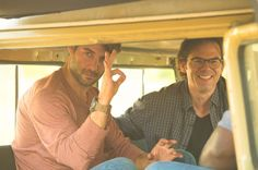 James Wolk, Billy Burke, Zoo