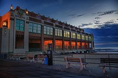 Convention Hall & the Beach Bar, Asbury