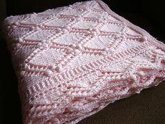 Ravelry: Estonian Princess Baby Blanket pattern by Sami Kaplan