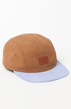 Harbor Camper 5 Panel Hat