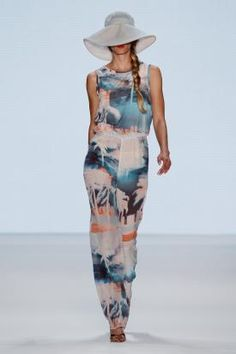 2014/2015 MERCEDES-BENZ FASHION TRENDS | Marc Cain Fashion Week Berlin FS 2014 | Petra