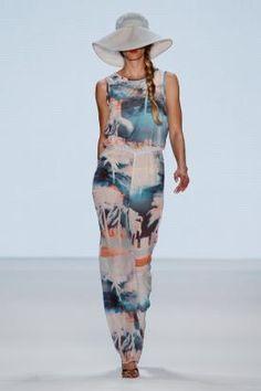 2014/2015 MERCEDES-BENZ FASHION TRENDS   Marc Cain Fashion Week Berlin FS 2014   Petra