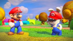 """Can they get any weirder? Ubisoft Will Announce More Nintendo Switch Titles """"Quite Soon"""" https://link.crwd.fr/2eV"""