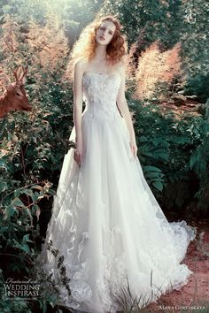 Ombré+wedding+dress+2013 | Alena Goretskaya Wedding Dresses 2013 | Wedding Inspirasi