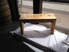 """""""urban impact bench"""""""