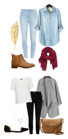 """""""Copenhagen Fall Street Style 2015"""" by m31078m on Polyvore featuring Paige Denim, maurices, ASOS, Susan Caplan Vintage, River Island, Topshop, Penny Loves Kenny, Vince Camuto and Wanderlust + Co"""