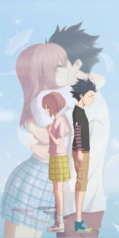 A silent voice  wallpaper by juancamilo1040 - b5f7 - Free on ZEDGE™