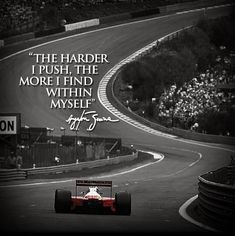 Nikki Hall take over; A quote from my favourite racing driver and rings true for my photography too the harder I push myself the more I find I am capable of. Level 6 BA (Hons) Visual Communication - Photography (TOP-UP) at Walsall College Ayrton Senna Quotes, Race Car Quotes, Auto F1, Aryton Senna, Jochen Rindt, F1 Racing, Drag Racing, Racing Helmets, F1 Drivers