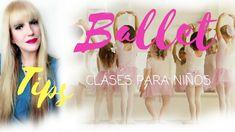 Clases de Ballet para Niños - Consejos para Padres / MARIA DOVAL BALLET