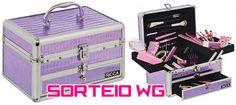 WORLD GIRL - BLOG OFFICIAL: SORTEIO: Uma maleta recheada de Presentes