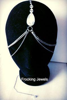 Stunning Swarovski Crystal headdress on Etsy, $90.00 AUD Boho chic