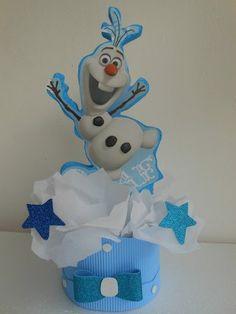 Frozen Figuras, Centros De Mesa Para Decoracion De Fiestas