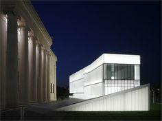 Nelson-Atkins Museum of Art - Kansas City (Missouri), Соединенные Штаты - 2007 - Steven Holl Architects