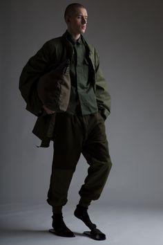 Vintage Military Men's Sweatpants | The New World Order