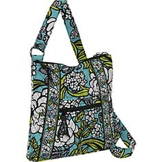 Vera Bradley Hipster - Island Blooms---I want this for my birthday really bad!