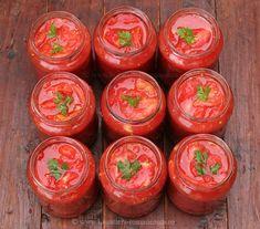 Jamie Oliver, Fresh Rolls, Salsa, Food And Drink, Jar, Baking, Ethnic Recipes, Canning, Bakken