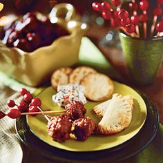 Top-Rated Holiday Appetizers | Cranberry Meatballs | SouthernLiving.com
