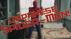 """The Time of Revenge Has Come! Beat Down Iron Cross Group!"" The first episode of the TOEI-produced Japanese ""Spiderman"" TV series."