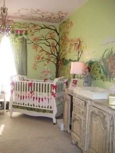 Fantasy Nursery; I just love this :)