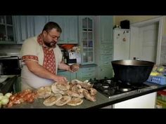 YouTube Chicken, Meat, Food, Youtube, Preserves, Mushroom, Hoods, Meals, Youtubers