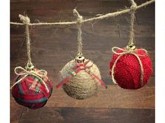Diy Christmas Ornaments, Rustic Christmas, Christmas Time, Christmas Wreaths, Christmas Decorations, Xmas, Fall Projects, Decor Crafts, Handmade