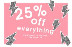 misguided sale email