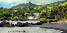 Stayed here Dec 2012 - Hana Kai Maui - the sound of the wind at night was AMAZING!!!!!!!