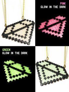 Diamond - svítící ve tmě