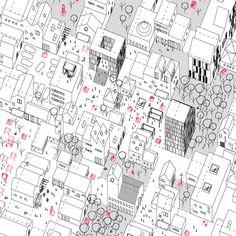 Tesis:  'Hacia un método de configuración'. Van Eyck / Blom / Hertzberger. Iniciadores y sucesores'. Autor: Luis Palacios En desarrollo, Universidad Politécnica de Madrid