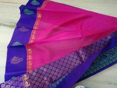 Buta border kuppadam sarees Price:4850 Order what's app 7995736811