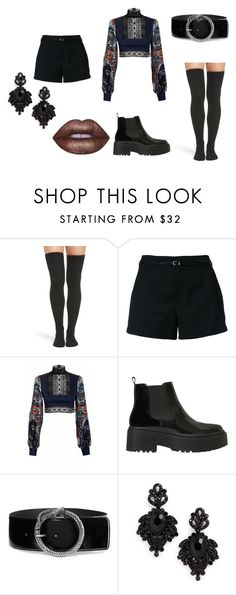 """Playing with Fire - Blackpink"" by junghunsoo ❤ liked on Polyvore featuring Peony & Moss, Loveless, JIRI KALFAR, Jeffrey Campbell, Yves Saint Laurent, Tasha and Lime Crime"