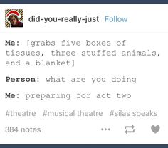 All musicals really...