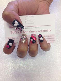 Polished nail salon las vegas nails pinterest nail salon nail art the nail room las vegas 702 558 1791 thenailroomlv prinsesfo Images