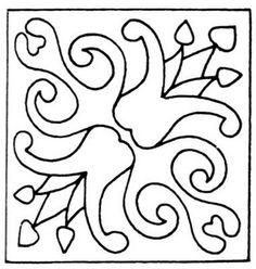 mandalas – Rosita Rosales – Picasa Web Albums – Wood Works – Just another WordPress site Stencil Patterns, Stencil Designs, Tile Patterns, Crochet Doily Patterns, Hand Embroidery Patterns, Crochet Doilies, Thread Crochet, Painting Tile Floors, Ceramic Painting