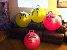 http://hopballs.com  Office party ideas!