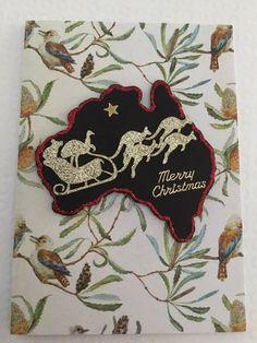 Halloween Christmas, Christmas Time, Christmas Crafts, Christmas Decorations, Xmas Pics, Xmas Pictures, Australian Christmas Cards, Christmas Australia, Baby Artwork