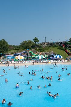 Ocean Breeze Waterpark VA Beach
