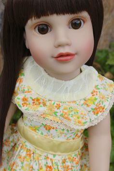 Shop dolls and outfits that fit American Girl. www.harmonyclubdolls.com