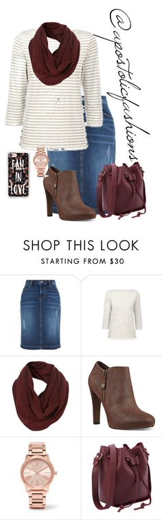 """Apostolic Fashions #1609"" by apostolicfashions ❤ liked on Polyvore featuring Monsoon, Topman, Nine West, Michael Kors, Casetify, modestlykay and modestlywhit"