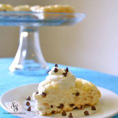 Now, this recipe really gets us excited… so excited in fact that it almost brought Sara to tears! With this recipe, you can now have your cake and eat it too! In fact, you could eat this ENTIRE cake for less than 400 calories, and you would be completely guilt-free. You now have our permission …