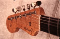 Headstock, 2007, Slide Film