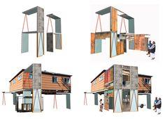 3_Manufactured Urbanism: Estudio Teddy Cruz - La Jolla - Architects